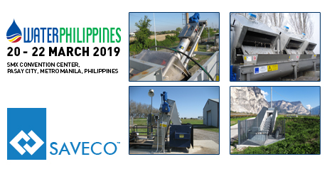 Water Philippines Expo 2019. Meet us in Pasay City