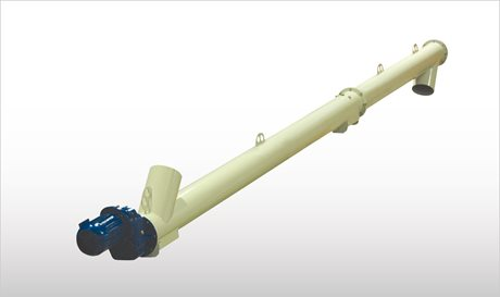 Tubular Screw Conveyors